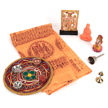Hindu Shrine Set  medium