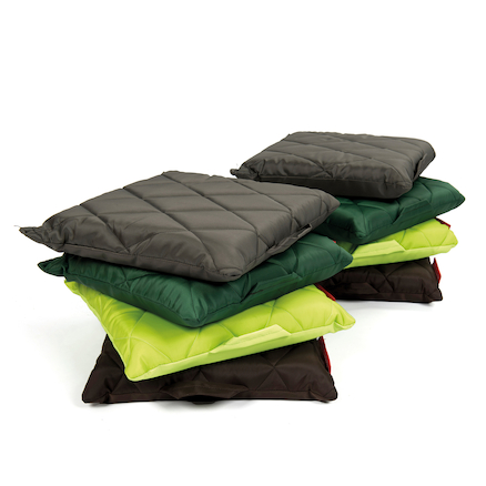 Outdoor Quilted Cushions 8pk  large