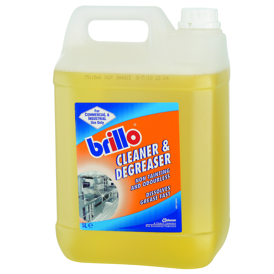 Buy Brillo Liquid Cleaner and Degreaser 2pk | TTS