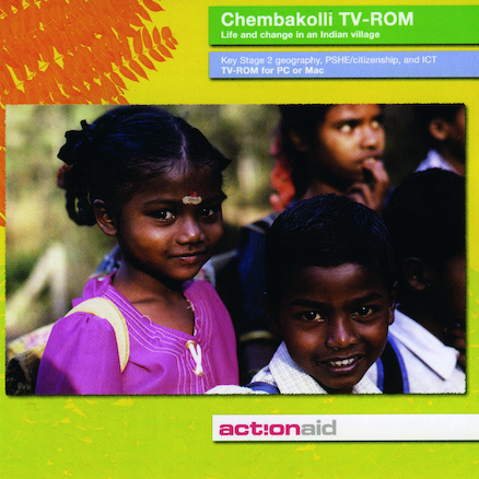 Chembakolli India Resources CD ROM  large