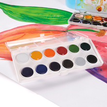 Koh-I-Noor Watercolour Pallet Paint Set  medium
