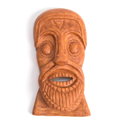Viking God Mask Thor  large