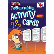 Maths Problem Solving Activity Cards  medium