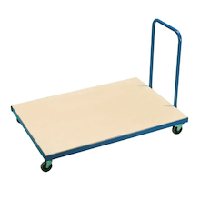Horizontal Gym Mat Trolley  medium