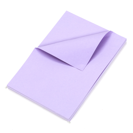 A4 Tinted Boards 280micron Purple 50pk  large