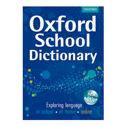 Oxford School Dictionary  large