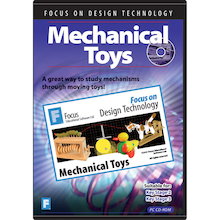 Mechanical Toys Interactive CD  medium
