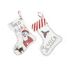 Design your own Canvas Stocking 12pk  small