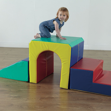 Soft Play Up, Over and Under Set 3pcs  large
