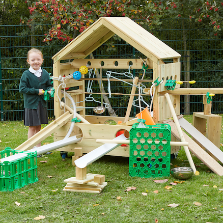 Loose Parts Activity Unit  large