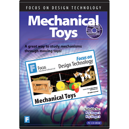 Mechanical Toys Interactive CD  large