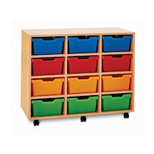 Pop Storage 12 Deep Trays  medium