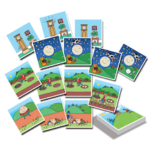 Nursery Rhyme Sequencing Cards  medium
