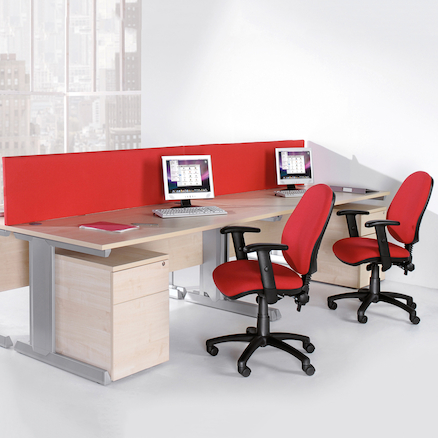 Desk Screen Partitions  large