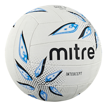 Mitre Intercept Training Netball Size 4  medium