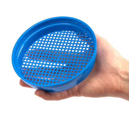 Plastic Sieves 10pk  large