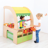 Role Play Wooden Corner Market Stall  small