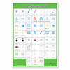 OS Map Symbols Poster A1  small