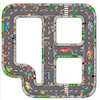 Giant Road Illustrated Jigsaw Puzzle  small