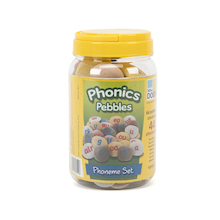 Phonic Pebbles - Phoneme Set  medium