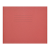 6.25 x 8\'\' Exercise Books Red 24 page 100pk   small