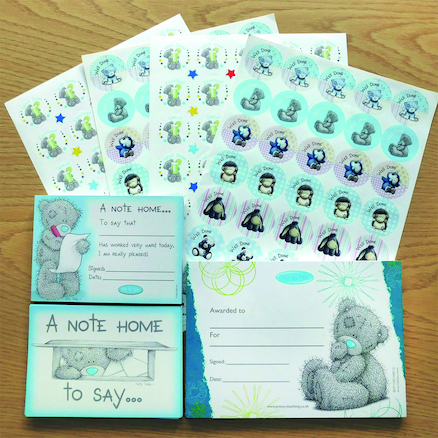 Tatty Teddy Reward Stickers and Certificates  large