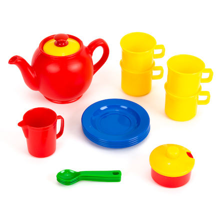 Role Play Tea Set 17pcs  large