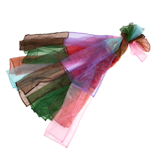 Organza Dancing Scarves 195 x 50cm 10pk  medium