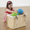 Wicker Storage Hamper Baskets  small