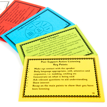 Anger Management Activity Cards In A Box 200pk  large