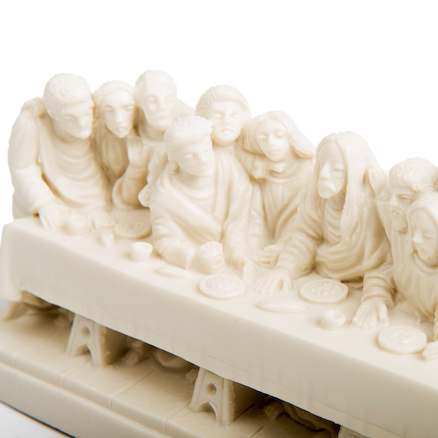 The Last Supper Resin Figure L20cm  large