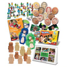 Emotions on the Move Kit  medium