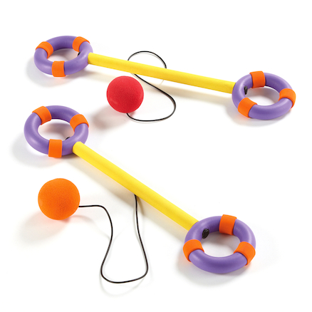 Hoop and Ball Juggle 2pk  large