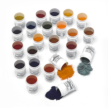 Brusho Ink Powders Assorted 15g Pots  medium