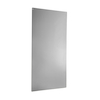 Rainbow Wall Mirror Silver 80 x 40cm  small