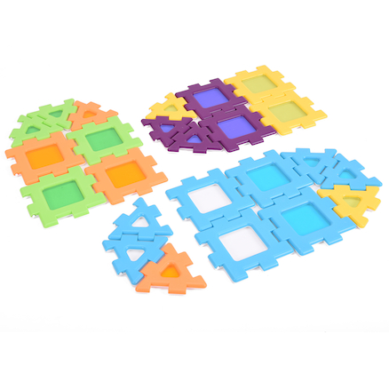 My First Polydron Windows Set 24pcs  large