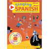 Singing Spanish Songs Book and Audio CD  small