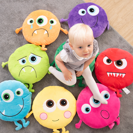 Emotions Cushions 8pk  large