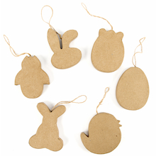 Easter Ornaments 114pk  medium