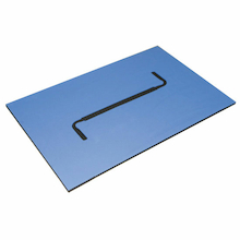 Sportshall Athletics Balance Beam Mat  medium