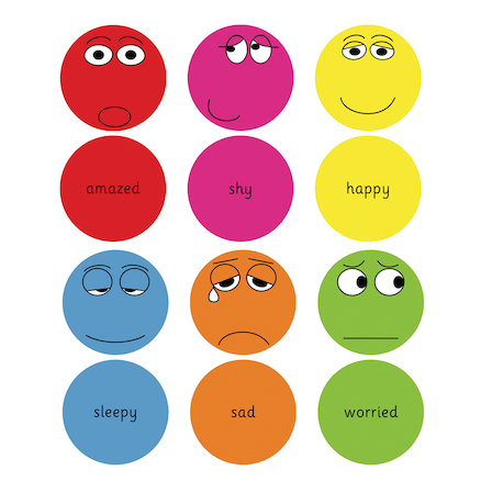 Emotions Mini Cushions  large