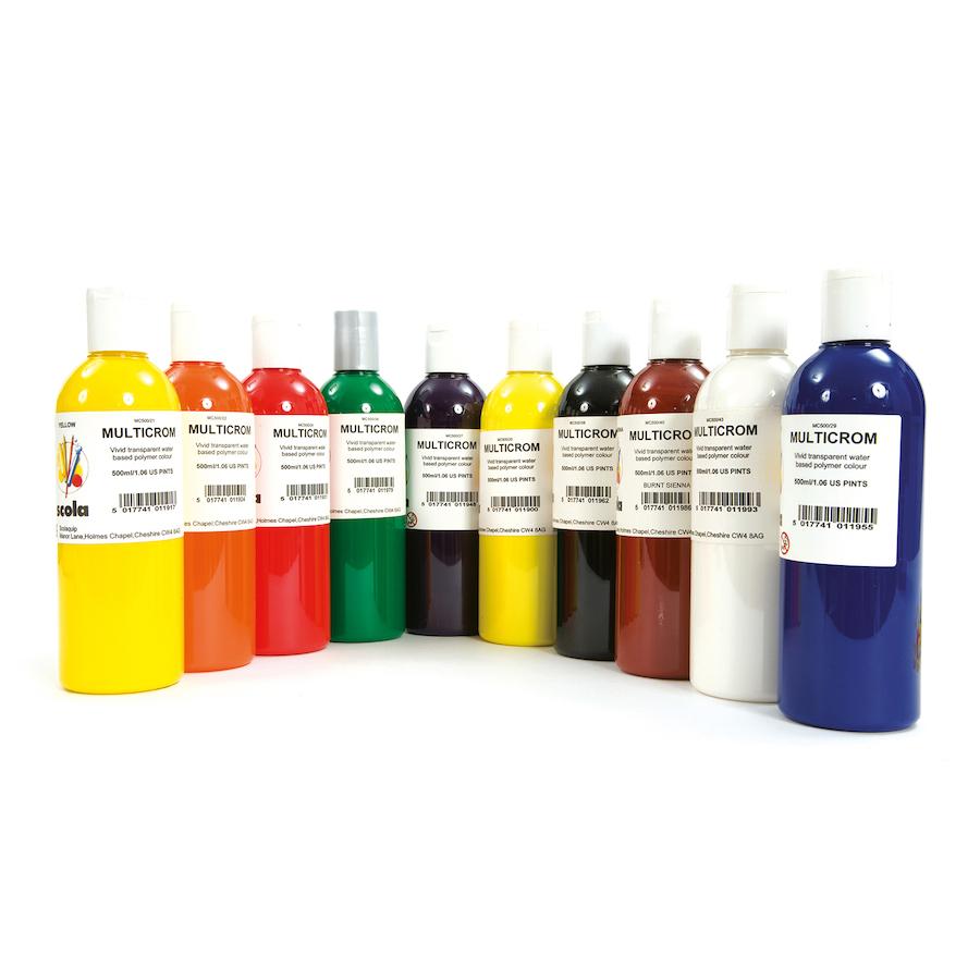 Ml Multi Surface Paint Colours