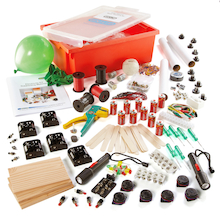 Bumper Electricity Experiments Class Kit  medium