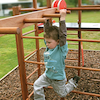 Outdoor Climbing Frame and Monkey Run Multi Buy  small