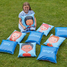 Emotion Cushions 10pk  medium