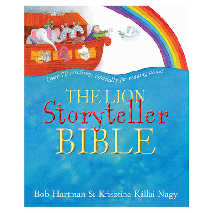 Illustrated Storyteller Bible and CDs  large