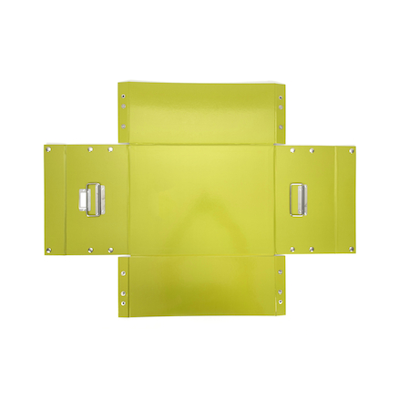 Leitz Click \x26 Store Universal Box Large Green  large
