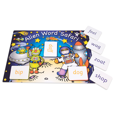 Alien Word Game  large