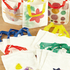 Ready To Decorate Canvas Tote Bags 12pk  small