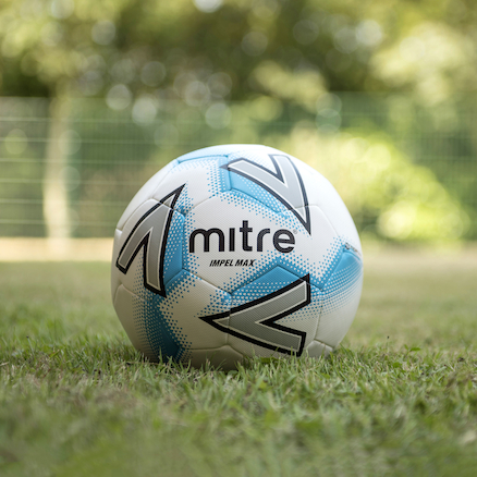 Mitre Impel Max Training Football Size 4  large
